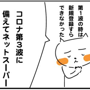 ネットスーパー検討した結果【コープ】【イオン】【西友】