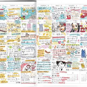 主婦の節約絵日記5月