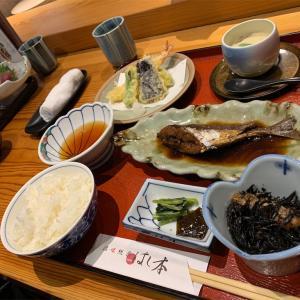 総社市 はし本で和食ランチと今日のドラッグストア