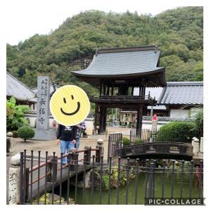 美作市 長福寺三重塔と千早の滝
