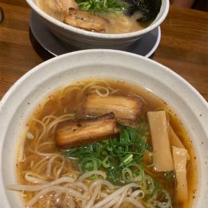倉敷市 麺屋川原のラーメン♪