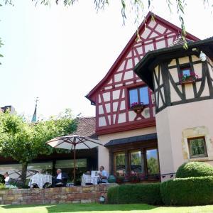 アルザスの歴史的レストラン「オーベルジュ・ド・リル」