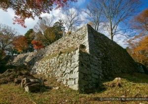 奈良県の高取城、明日香、信貴山城