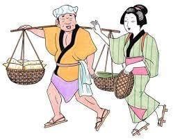 奈良の昔はなし(食わず女房)