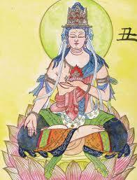 ぶらり大和の石仏巡り~虚空蔵菩薩石仏(信貴山)