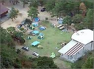 関西で楽しめるキャンプ場