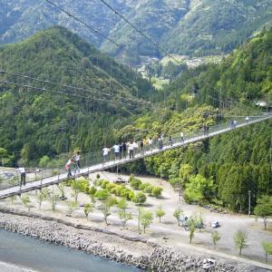 十津川村の「ゆっくり散歩道」