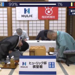 藤井聡太棋聖おめでとうございます!!