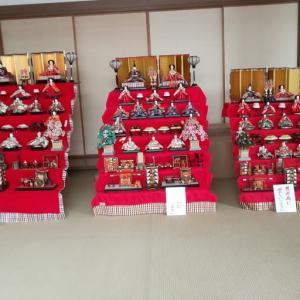 中山法華経寺のお雛様