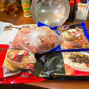 宗家のチョル麺