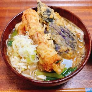 天ぷら素麺