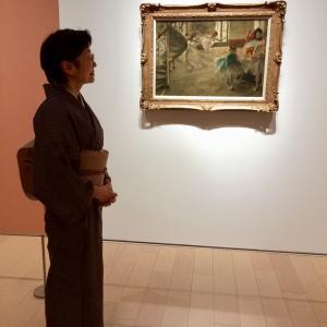 【 着物でお出かけ 】人宿町「壱ichi」でランチ&静岡市美術館vol.2