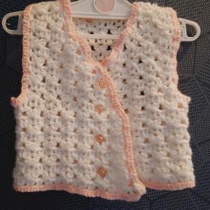 ベビーグッズの手作り② 編み物
