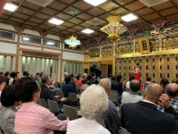 令和元年の「本誓寺 公開御堂コンサート」
