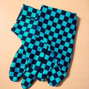 十数年ぶりに手作り足袋を作った…