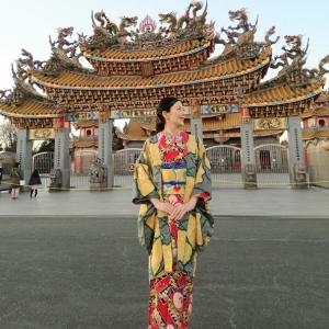 元旦は、毎年恒例豪華中華寺院『聖天宮』へ・2021