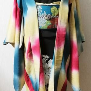 礼装ぶち込み1月華やかコーデもこれでラスト!最後は菊柄刺繍の黒留袖。
