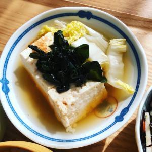 湯豆腐を【食べ痩せ妊活ご飯】にするコツ!