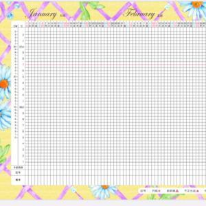 オススメの手書きの基礎体温表【妊活歴10年 私の記録 第22話】