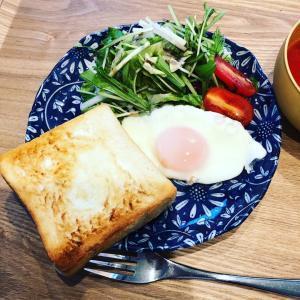 外食続きの朝ごはんのポイント【食べ痩せ妊活ご飯】