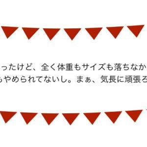 体重2キロ減【食べ痩せ妊活ご飯】お菓子を食べる暇もなし!