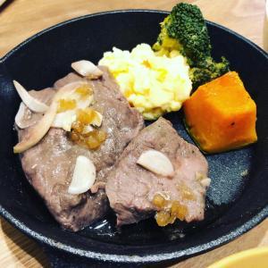 ステーキ太るは大間違い!!【食べ痩せ妊活ご飯】