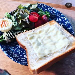 【痩せるレシピ】簡単トーストのご紹介!