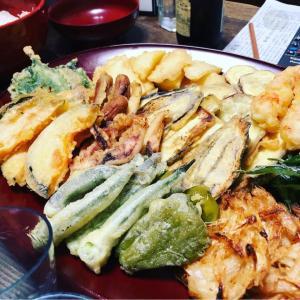 5キロ痩せた天ぷらの食べ方