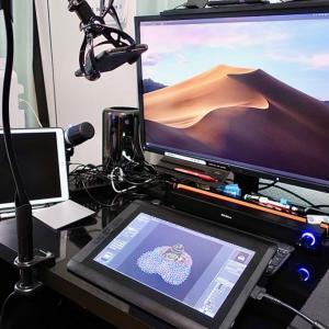 俯瞰でタイムラプス!充電しながら撮影できるスマホスタンド