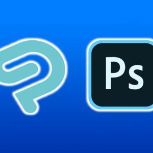 CLIP STUDIO PAINTとPhotoshopは操作方法そっくりで連携がいい!