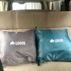クッションになる寝袋はキャンプや車中泊で便利!