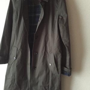 秋冬コートを買う