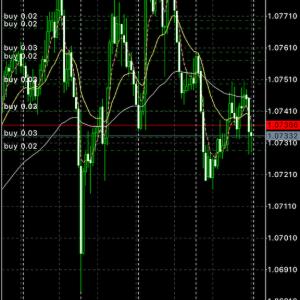 FX自動売買投資結果10月3週