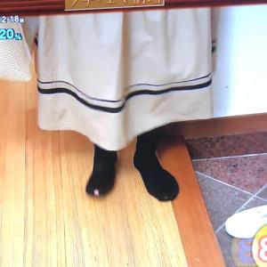 うっかり靴下に穴が空いていた時に恥をかかずに済む方法 by 朝イチ