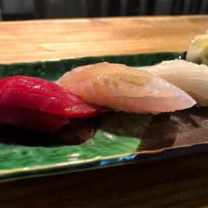 東京中野[にぎにぎ]すべて天然物の立ち食い寿司屋
