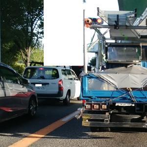 またまた違法トラック/2020-08-18