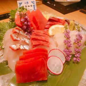 近畿大学水産研究所@銀座(海鮮料理)