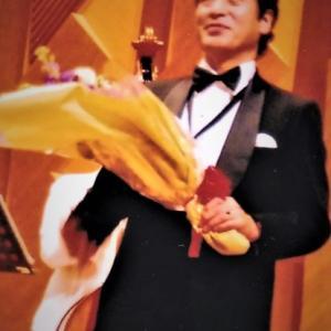 飯塚雅幸が18年前の「アトリオン音楽ホール」での懐かしいシーンです。