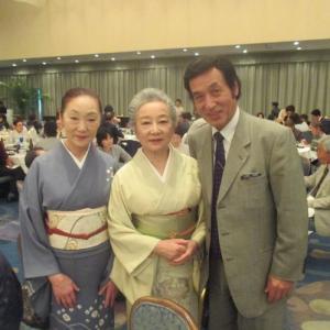 飯塚雅幸・藤間知枝がお世話になって来た劇団「文化座」が80周年を迎えました。