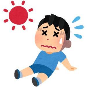【熱中症 頭痛】熱中症により具合が悪くなった場合、どう対処しますか?