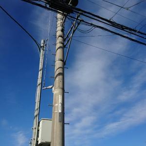 電柱の移設