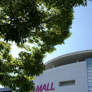 ショッピングモールで…ランチ(^_^)