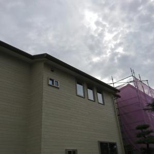 新築住宅建設中