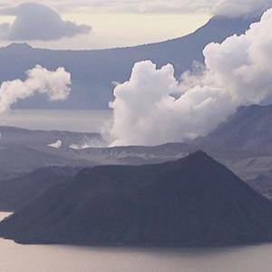 ニュースの英語: 自然災害(火山噴火)