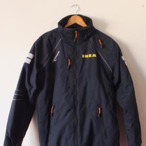 ~企業物古着を通して世界を知る~ IKEA まさかの冬用ジャケット入荷 IKEAってアパレルもやってたんですね!