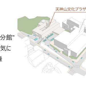 """【一級建築士製図""""美術館の分館""""】360°カメラを使用した、事例見学探訪録"""