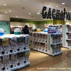 店レポ|GACHAVA|仙台市泉区に大規模カプセルトイ専門店オープン!今後も仙台で出店計画あり