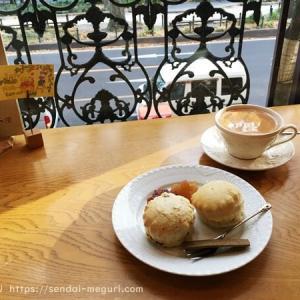 食レポ|ガネッシュ|定禅寺通を一望しながらティータイムを満喫。ヒカペ鑑賞にもおすすめ