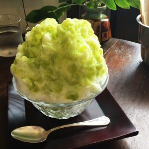 花京院「スイートスパイスアサノ」の絶品かき氷!ずんだや南高梅などの変わり種が美味