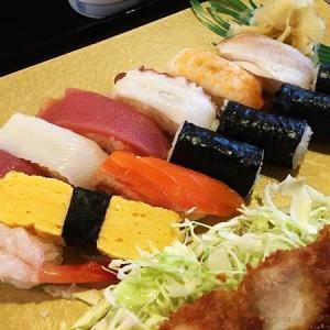 仙台駅から徒歩5分「力寿司」のコスパ最高ランチ!
